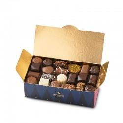 Ballotin 64 chocolats