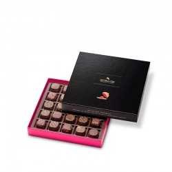 Coffret Initiation 25 chocolats noirs
