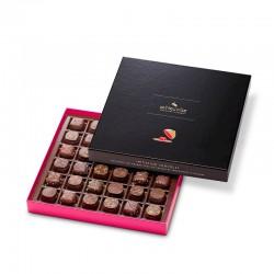 Coffret Initiation 36 chocolats noir