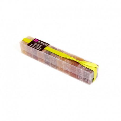 Réglette de pâte de fruits Glacées
