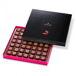 Coffret Initiation 49 chocolats noirs