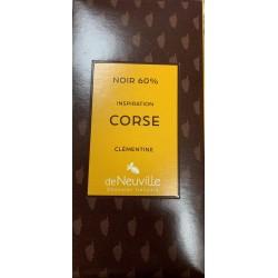 Tablette Chocolat noir 60% Inspiration Corse